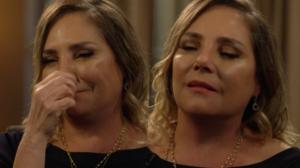 Heloísa Perísse desmoronou ao falar de luta contra um câncer no Fántástico da Globo
