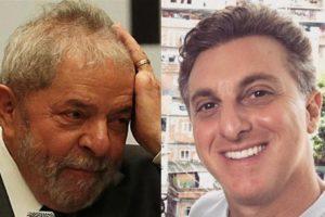 Luciano Huck não gostou de ser acusado de beneficiar Lula (Foto: Reprodução)