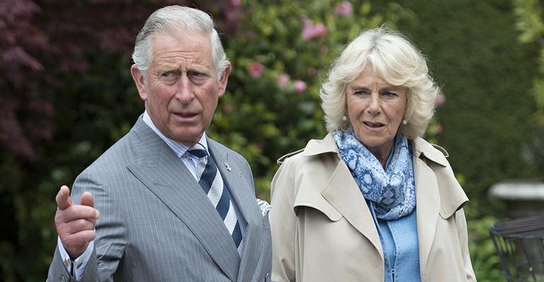 Camilla cancela compromissos reais depois de ser diagnosticada com doença pulmonar (Foto: Reprodução)