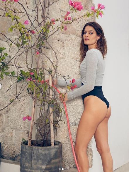 Isabeli Fontana (Foto: Reprodução)