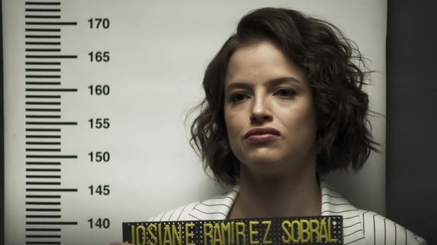 Josiane é presa em A Dona do Pedaço (Foto: Reprodução)