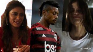 Flamengo amarga empate para Vasco e Maria da Paz vibra com vitória em A Dona do Pedaço de audiência