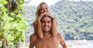 Carol Dias falou sobre como foi o início do relacionamento com Kaká (imagem: Instagram)