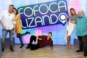 Leo Dias, Fofocalizando, SBT