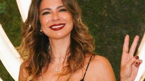 A apresentadora Luciana Gimenez falou sobre sua vida sexual (Foto: Reprodução)