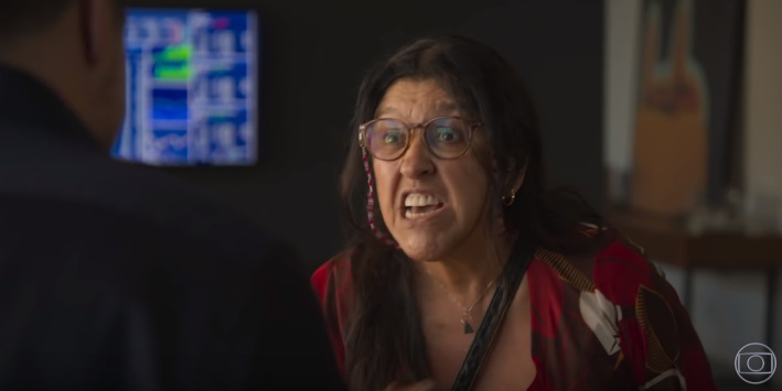 Lurdes é uma das protagonistas de Amor de Mãe (Foto: Reprodução/Globo)
