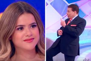 Maisa Silva foi adotada por Silvio Santos? A apresentadora falou pela primeira sobre o assunto