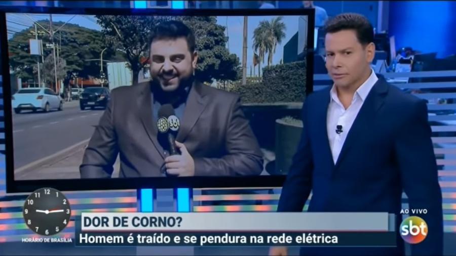Marcão do Povo, SBT, Primeiro Impacto