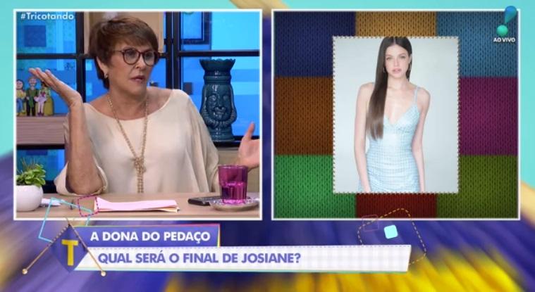 Marcia Sensitiva analisa final de Jô
