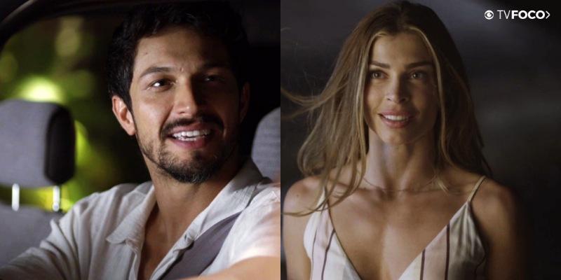 Marcos é surpreendido por Paloma em Bom Sucesso