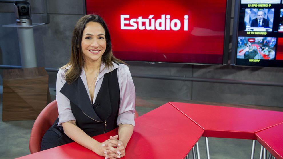 Maria Beltrão é uma das principais apresentadoras da GloboNews (foto: divulgação/TV Globo)