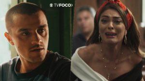 Felipe Simas e Juliana Paes são destaques de A Dona do Pedaço e Segunda Chamada e elevam a audiência
