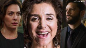 Marisa Orth viverá terapeuta que prejudicará Diogo em Bom Sucesso sendo remunerada
