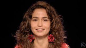 Nanda Costa é Érica na nova novela Amor de Mãe (Foto: Reprodução/TV Globo)
