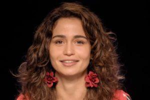 globo Nanda Costa é Érica na nova novela Amor de Mãe (Foto: Reprodução/TV Globo)