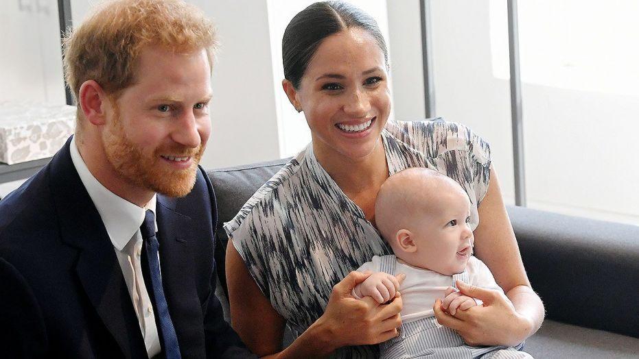 Príncipe Harry e Meghan Markle vão se mudar para Califórnia depois de polêmicas na família real (Foto: Reprodução)