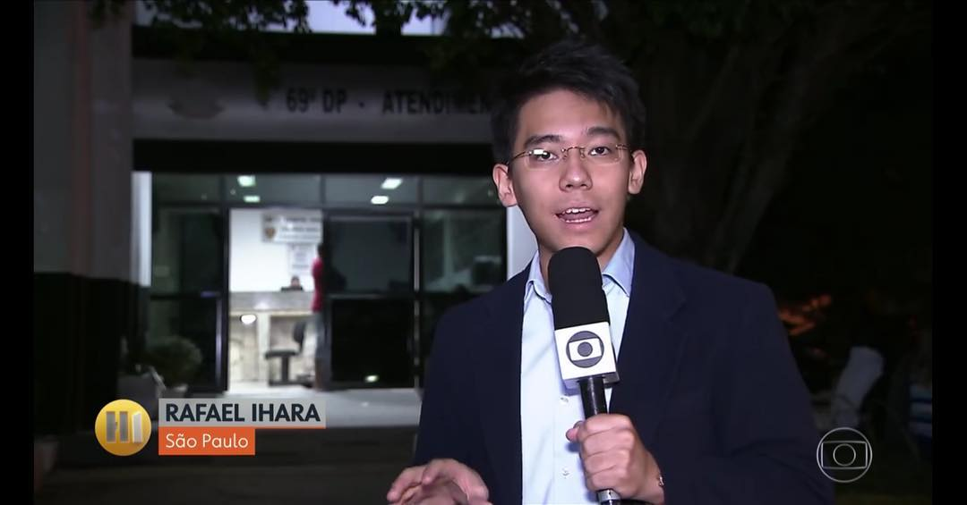Globo, Rafael Ihara, Hora 1