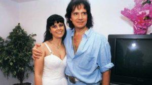 Mari Rita e Roberto Carlos