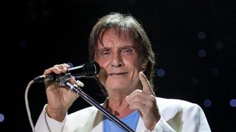 O cantor, Roberto Carlos teve que lidar famosa atriz de Amor de Mãe da Globo, Isis Valverde (Reprodução/Instagram)