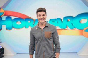 O apresentador Rodrigo Faro surpreendeu ao falar de sua saída da Globo (Foto: Divulgação)