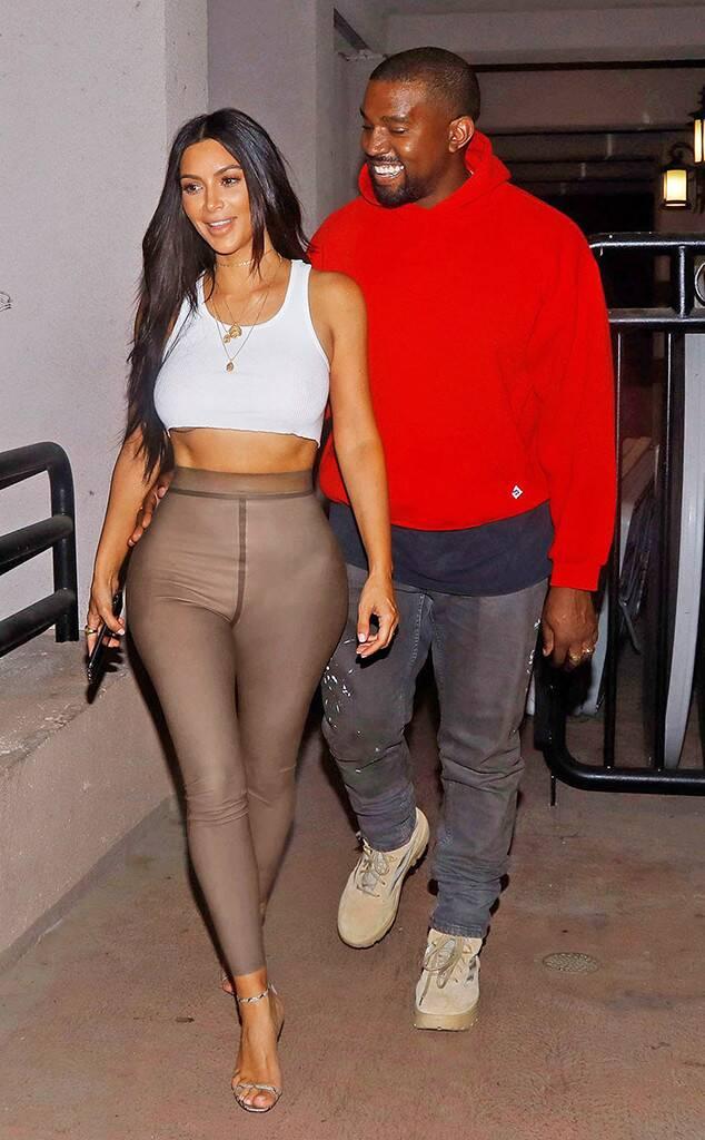 Kim Kardashian e Kanye West tem verdade sobre relação escancarada (Foto: Reprodução)