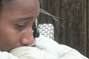 Sabrina Paiva chora em A Fazenda 11 (Foto: Reprodução)