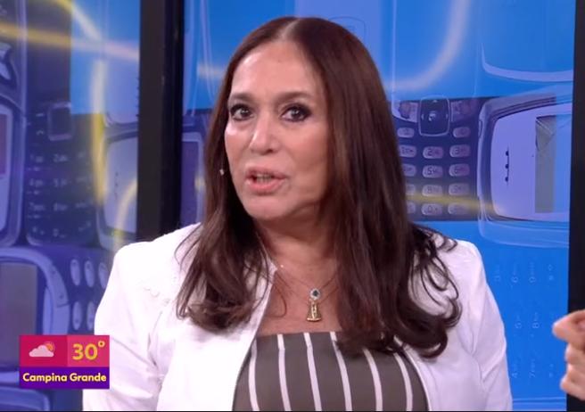 Susana Vieira no Se Joga (Foto: Reprodução)