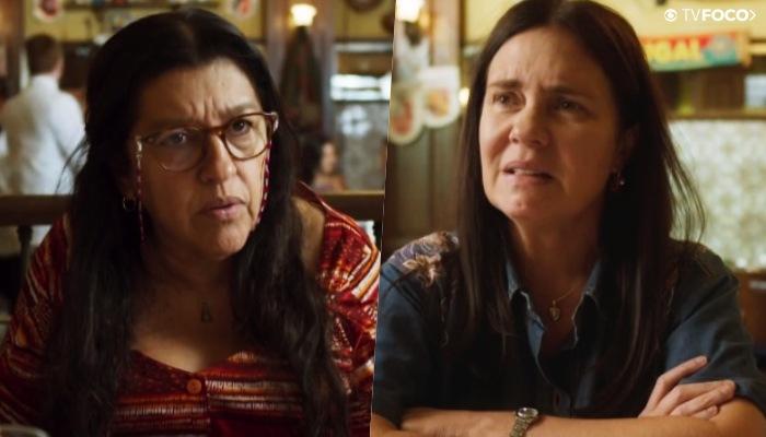 Thelma e Lurdes irão de amigas à inimigas em Amor de Mãe