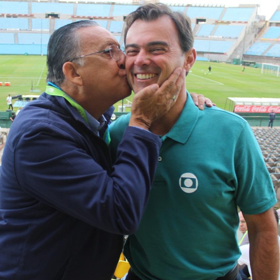 Globo, Tino Marcos