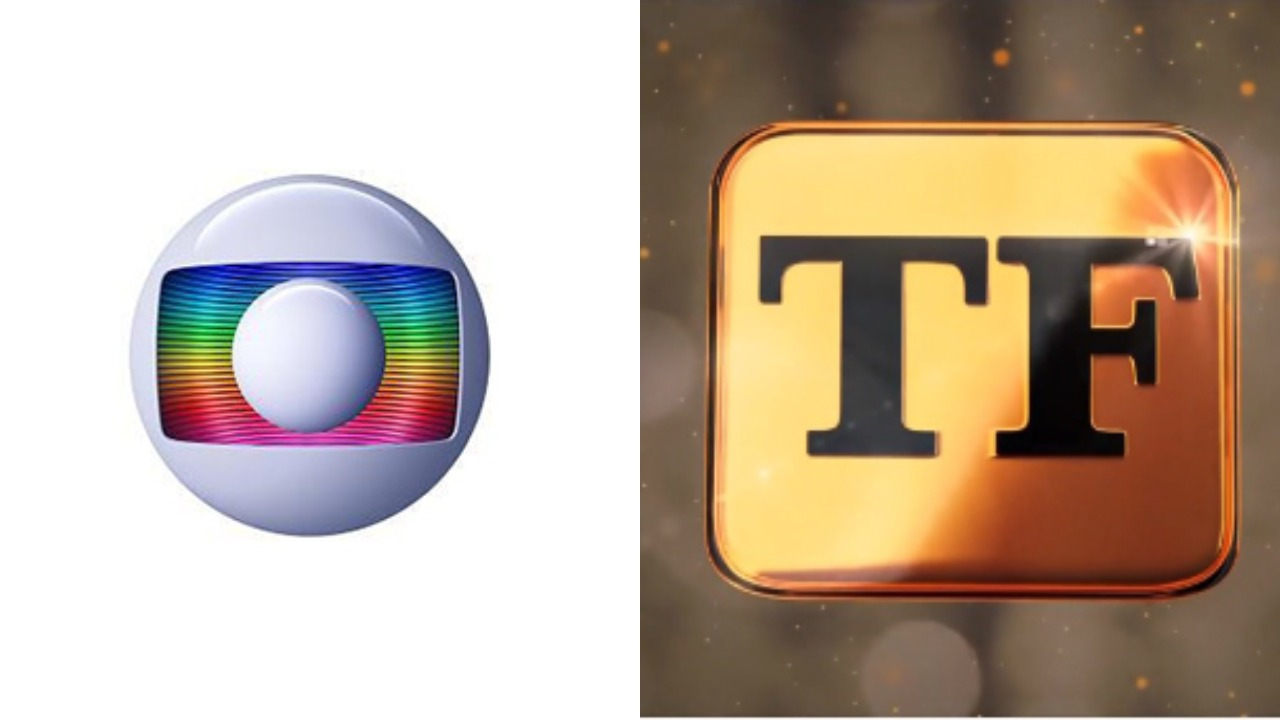 Globo surpreendeu com uma espécie de TV Fama em boletim (Foto: Divulgação/Montagem TV Foco)