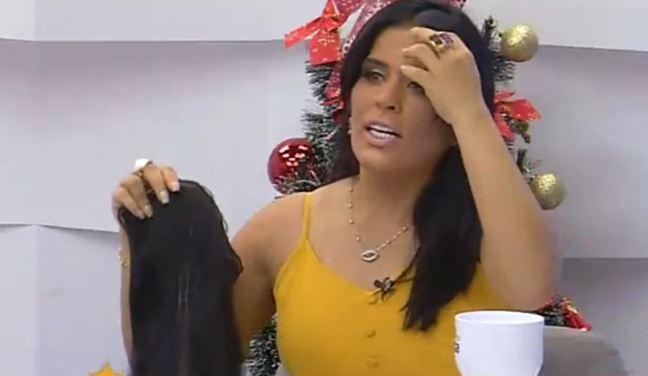 Mônica Freitas apresenta o Vida de Artista (Foto: Reprodução/Twitter)