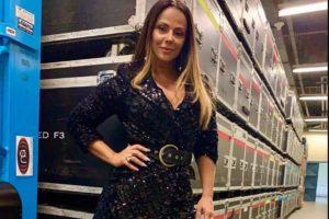 A cantora Viviane Araújo falou sobre a atuação no Carnaval (Foto: Reprodução)