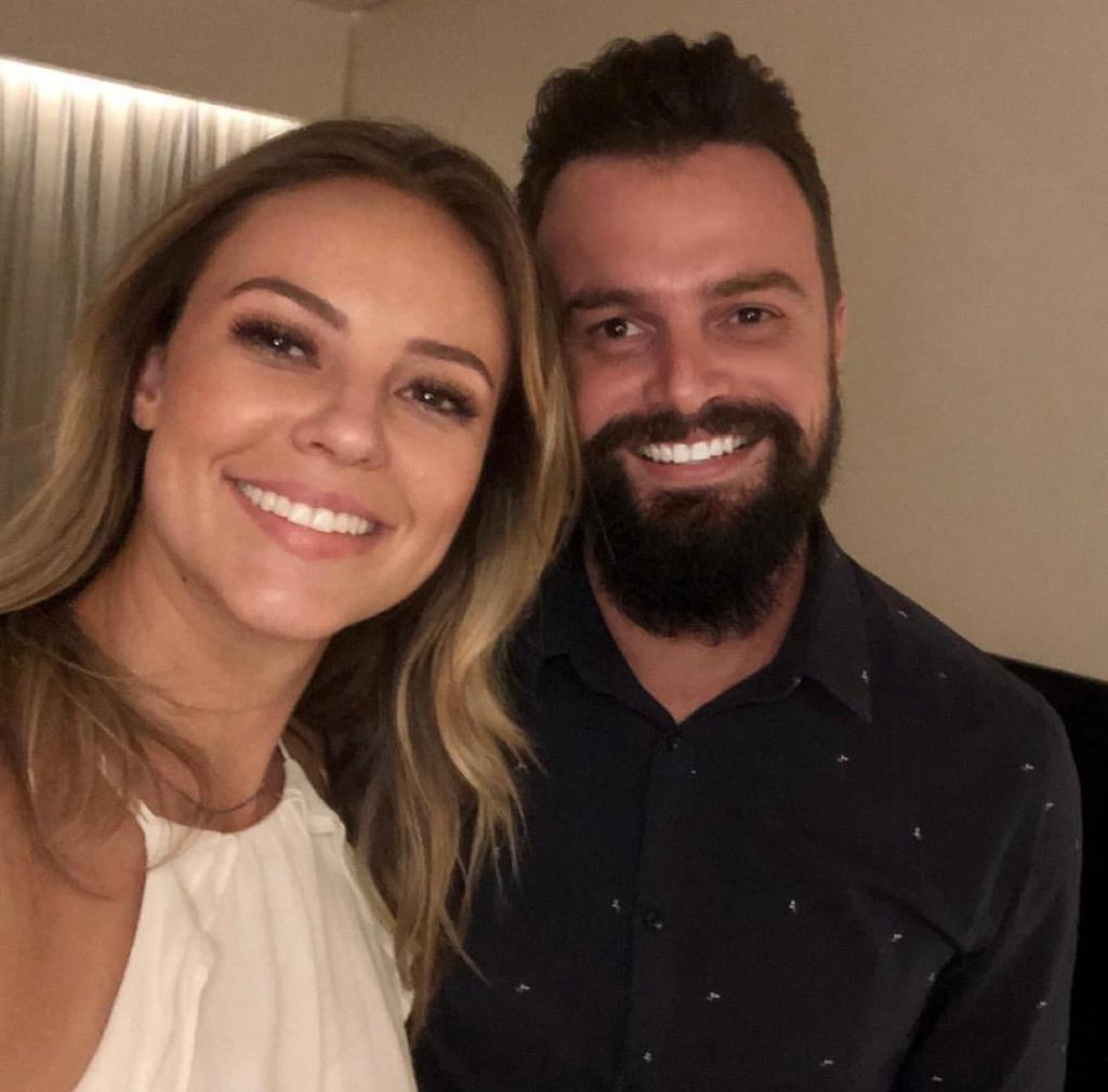Paolla Oliveira e Douglas Maluf. Foto: Reprodução