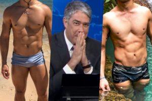 Jornal Nacional de William Bonner terá primeiro âncora gay