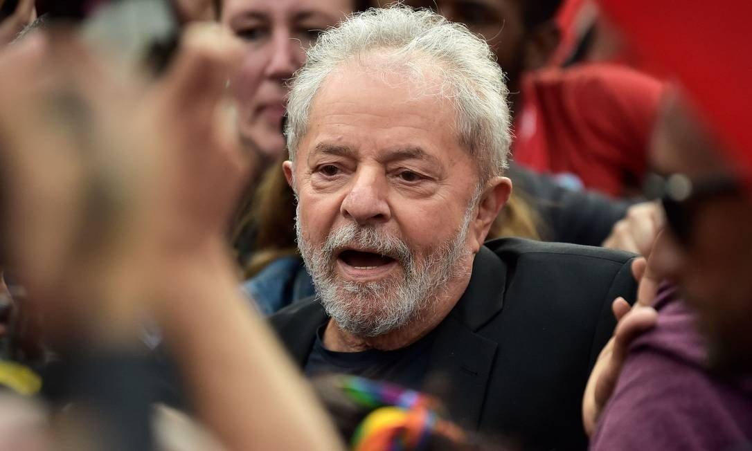Lula faz comentários contra a TV Globo e emissora emite nota em resposta ao ex-presidente (Foto: Reprodução)