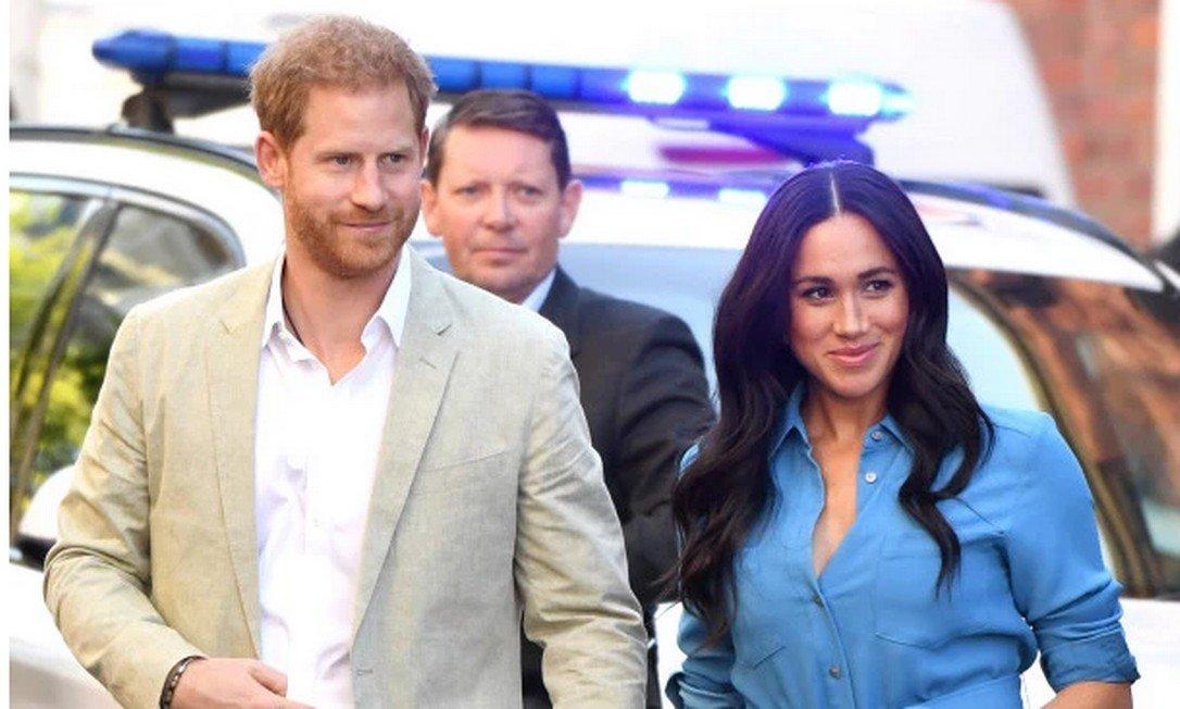 Harry e Meghan Markle compram casa na Califórnia depois de polêmicas na família real (Foto: Reprodução)
