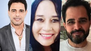 Zezé, da dupla com Luciano, foi elogiado por ex-esposa do cantor Cleo Loyola (Foto reprodução)