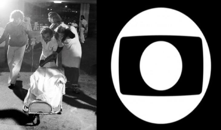 Apresentadora da Globo foi vítima de uma das maiores tragédias da década de 70. Foto: Reprodução
