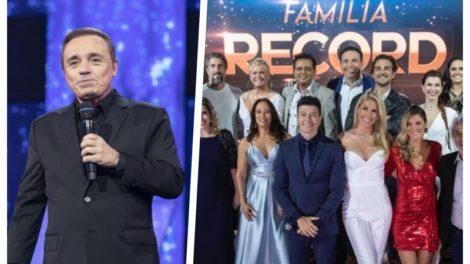 Gugu Liberato, RecordTV, Família Record