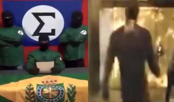 Grupo terrorista assumiu atentado ao Porta dos Fundos (Reprodução)