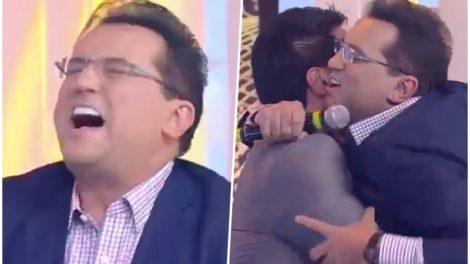 Geraldo Luís, César Filho, RecordTV