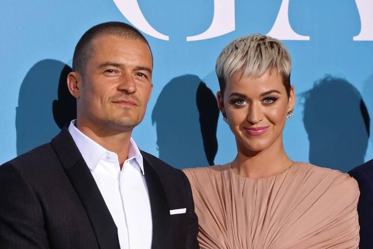 """Katy Perry surpreende e """"adia"""" casamento com Orlando Bloom (Foto: Reprodução)"""