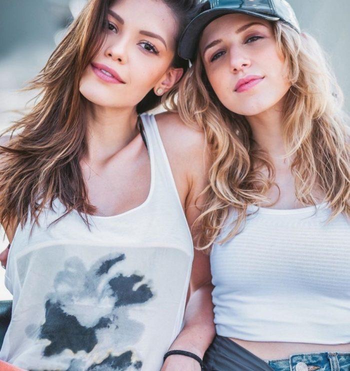 Vitória Strada e Marcella Rica estão vivendo juntas (Foto: Reprodução/Instagram)