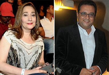Geraldo Luís Sonia Abrão