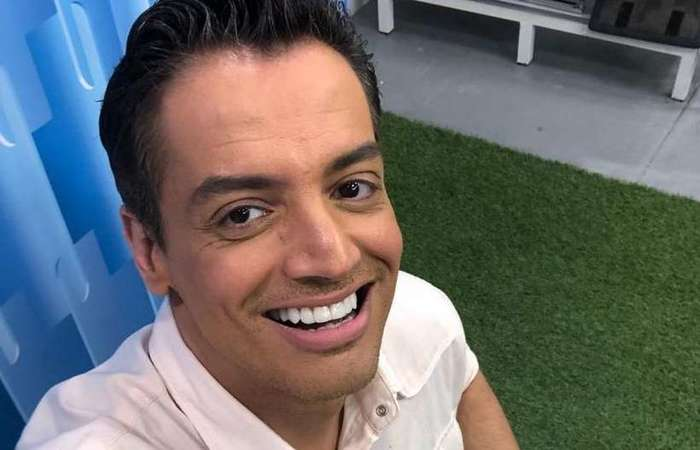 Leo Dias assinou contrato com a RedeTV!
