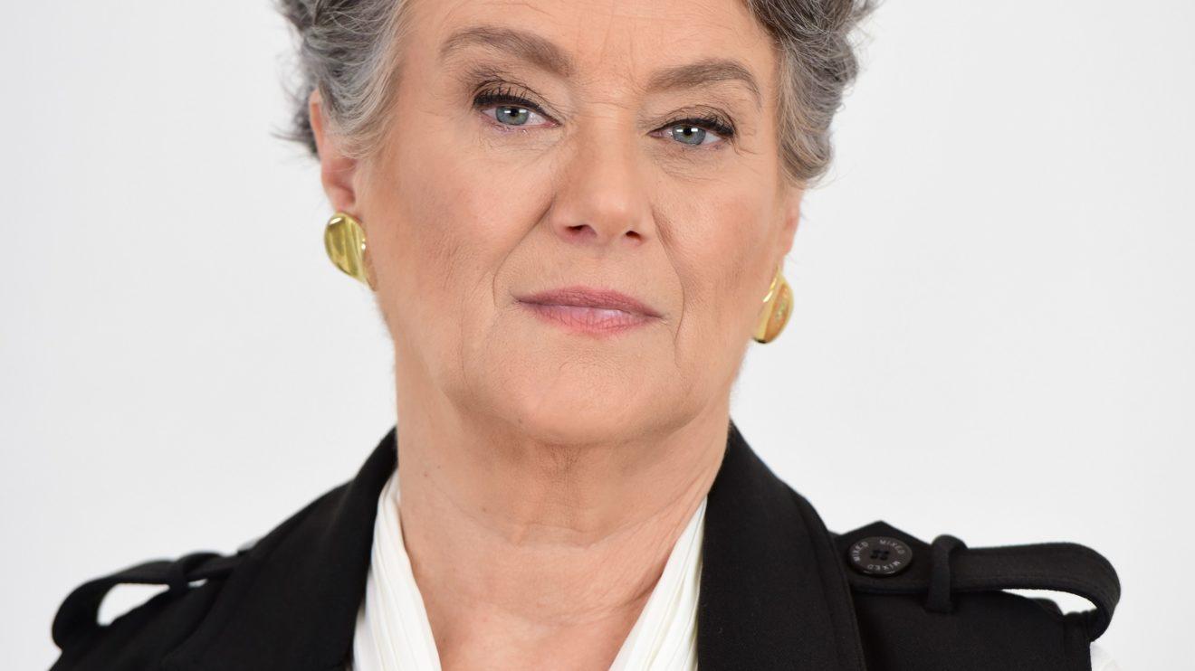 Selma Egrei na novela Amor Sem Igual será Norma