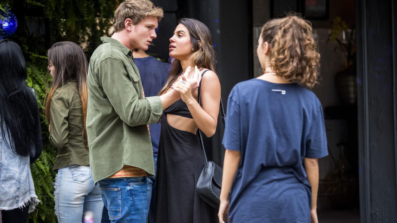 Viche! Malhação - Toda Forma de Amar mostrará a briga entre Filipe e Rita