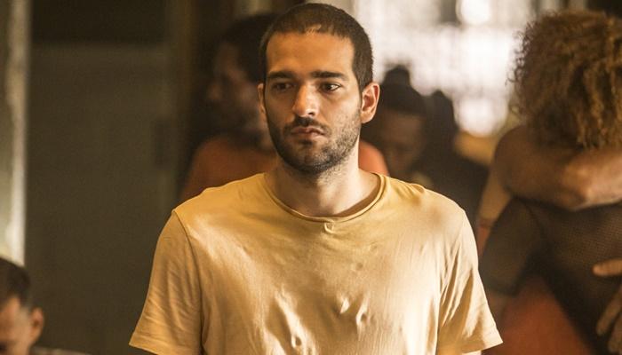 Humberto Carrão (Sandro) em Amor de Mãe; ator foi escalado para nova novela das nove (Foto: Globo/João Cotta)