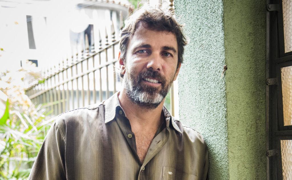 Elias ( Marcelo Faria ) causará em Bom Sucesso