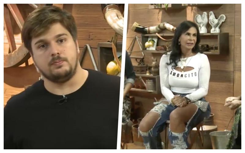 A Fazenda, Gretchen, Lucas Salles